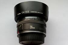 Canon EF 28mm f2.8 Mit Zubehör