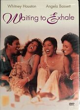 Waiting To Exhale  DVD R1  Whitney Houston  BRAND NEW & SEALED