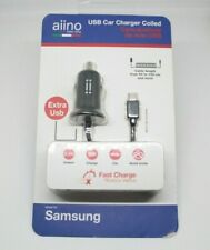 Aiino - USB Car Charger 1-2 ports Super Fast Charge 2.4A Micro USB