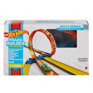 Hot Wheels Track Builder Unlimited Adjustable Loop Pack