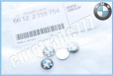 Genuine BMW Key Fob Remote Badge Logo Emblem Aluminum 1 3 5 6 7 X Z Series NEW