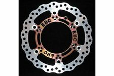 para HUSABERG FE 450 E 06>08 EBC Grande 250mm/280mm Disco KIT Delante