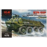 ICM 72901 1/72 scale model BTR-60P SOVIET ARMORED VEHICLE Plastic model kit
