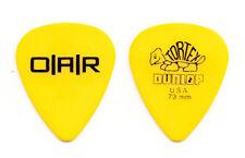 O.A.R. Of A Revolution Richard On Yellow Guitar Pick - 2013 Tour Oar