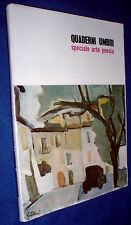 Quaderni Umbri speciale poeti artisti 1973