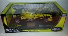 1:18 Scale Hot Wheels Giancarlo Fisichella 2003 Sao Paulo Brazil Jordan F1 Car