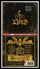 "MINISTRY ""The Last Sucker"" (CD Digipack) 2007 NEUF"