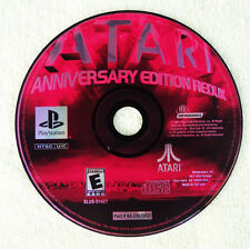 ATARI ANNIVERSARY EDITION REDUX SONY PLAYSTATION PS1 PS2 PS 1 GAME EXC CONDITION