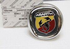 stemma logo ABARTH FIAT PUNTO EVO POSTERIORE ORIGINALE REAR EMBLEM con apertura