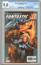 Ultimate Fantastic Four #21 CGC 9.0 WP 2005 2108857021 1st FF Zombies
