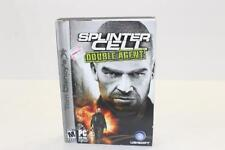 2006 Tom Clancy's Splinter Cell: Double Agent  Windows PC Video Game