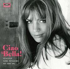 Various Artists - Ciao Bella Italian Girl Singers / Various [New CD] UK - Import