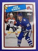 2003-04 Topps Lost Rookie Cards #LRC-JS Joe Sakic Quebec Nordiques