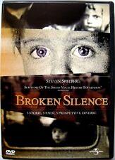 Dvd Broken Silence - edizione 2 dischi documentario 2001 Usato raro fuori cat.