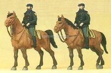 H0 Preiser 10397 Berittene Polizei. USA. Figuren. OVP