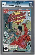 Legend of Wonder Woman SET #1-#3 CGC 9.8 (5/86) DC Comics white pages