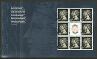 GB 2009~Treasures of the Archive~Prestige Stamp Booklet Pane~1~ex DX46~MNH