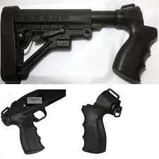 Mossberg 500 Tactical Adjustable Stock W/Grip & Sling Swivel Recoil Pad & Wrench