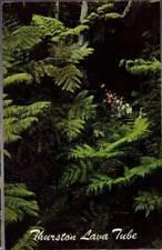 (tbx) Postcard: Thurston Lava Tube
