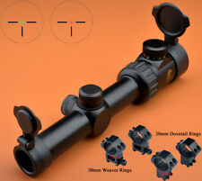 Eagle Eye Rifle Scope 1-5X24 IR Hunting 30 mm three-pin German#1 Reticle 223