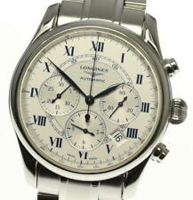 LONGINES Weems L2.622.4 Silver Dial Automatic Men's Watch_514146