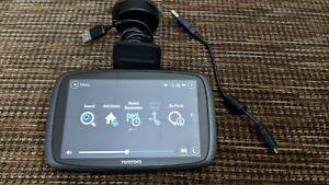 TomTom Go 600 4FA60 GPS Navigation. Lifetime USA, Canada and Mexico Maps.