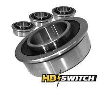 (4 Pack) John Deere Front Wheel Bearing LA120, LA125, LA130, LA135 -OEM UPGRADE!