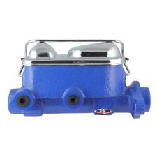 "Tuff Stuff Brake Master Cylinder 2017NBBLUE; Blue 1.000"" Bore Dual Reservoir"