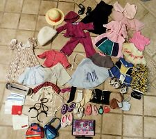 American Girl Pleasant Company Doll MIXED LOT of Clothes, Shoes, Accessories +