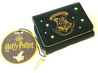 Harry Potter Hogwarts Damen Geldbörse Geldbeutel Portemonnaie Schwarz Primark