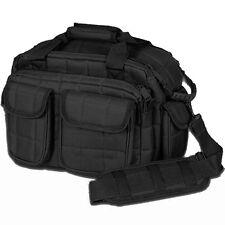 Padded Explorer Shooting Tactical Military Hunting Gun Range Ammo Gear Bag BLACK