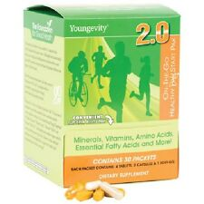 Youngevity Wallach On-The-Go Healthy Body Start Pak 2.0 (30 count)
