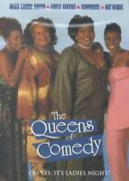 QUEENS OF COMEDY NEW DVD