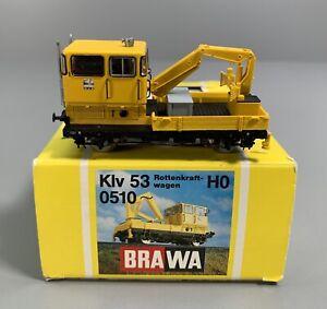 H0 - BRAWA (AC)--0510...Klv 53 Rottenkraftwagen...BASTLER...OVP    / 3 D