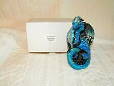Windstone Editions Blue Morpho Young Dragon