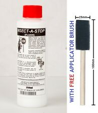 Insect-A-Stop (Fluon) 250ml Concentrated Insect Barrier Reptile Amphibian PTFE