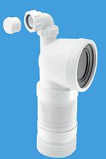 Mcalpine flessibile 90 º WC Connettore Vent BOSS PART N. wc-con8fv