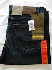 Urban Star men's jeans - relaxed fit - straight - 34 x 30 - midnight blue - NEW!