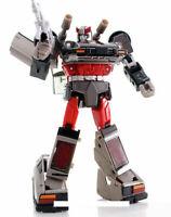 "Transformers Masterpiece MP18 Nissan Silver Streak Action Figure 7"" Toy uk"
