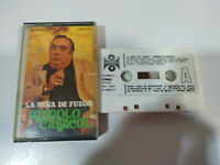 Manolo Caracol La Niña de Fuego Flamenco 1972 - Cinta Tape Cassette