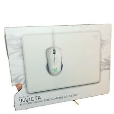 Razer Invicta Gaming Mouse Pad Box And Case ONLY
