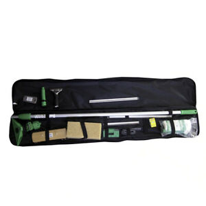 """Unger TRS00 Microfiber Window Cleaning System 14"""" x 96"""""""