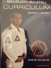 Brazilian Jiu-Jitsu Dvd's: White to Blue, Blue to Purple curriculums.