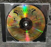 Audio CD - SHAMAN HARVEST - SHINE DRAGONFLY DJ PROMO Single - New