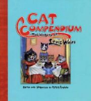 A Cat Compendium: The Worlds of Louis Wain by Peter Haining Board book Book The