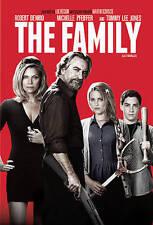 The Family (DVD, 2013) Robert De Niro // Michelle Pfeiffer