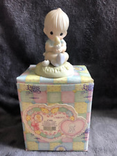 """Precious Moments """"I Believe In Miracles"""" #272469 Baby Classics - 1996"""