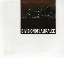 (GV415) Division Of Laura Lee, Black City - 2003 3 inch DJ CD
