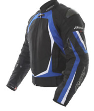 RST Blade Sport II 2, Textile Motorcycle Jacket, Size: 44, Blue RRP 199