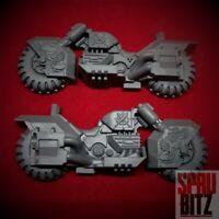 Space Marine Ravenwing Command Squad Bike Chassis Frame Warhammer 40k bitz  A792